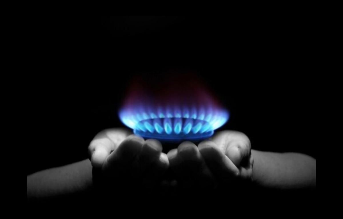 burner in hand